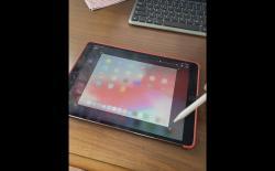 iPad screenshot feat.