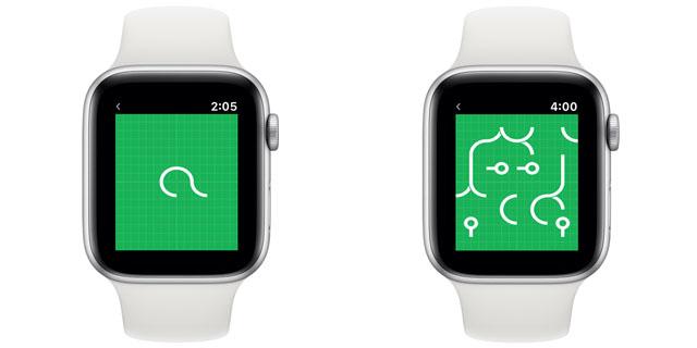 Infinity Loop Blueprints Apple Watch Games