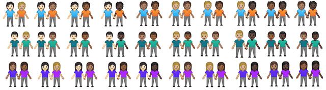 new emojis pixel feature drop