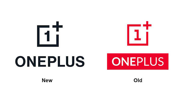 new oneplus logo vs old oneplus logo