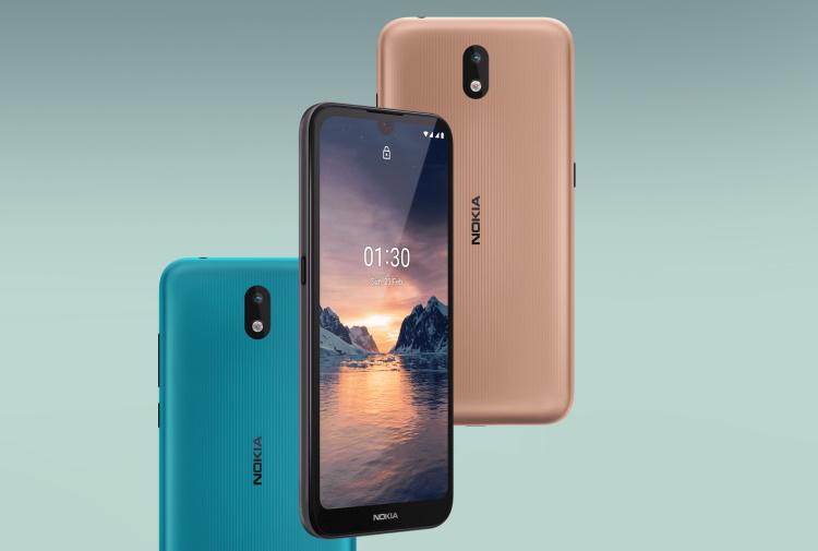 nokia 1.3 launched alongside Nokia 8.3