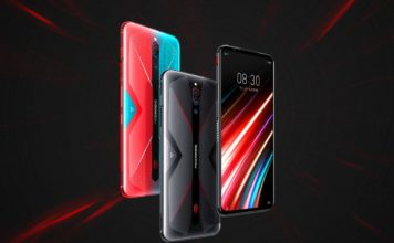 nubia red magic 5G launched