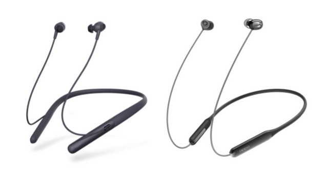 oppo unreleased earphones