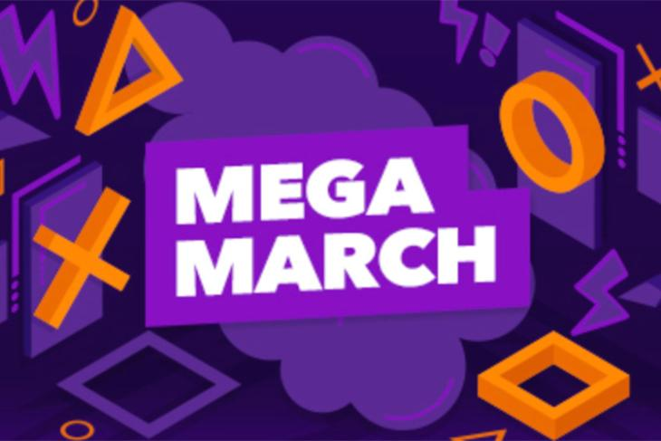 playstation mega march sale