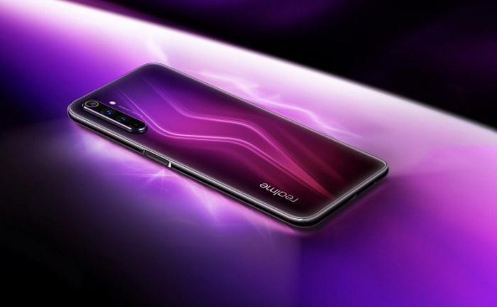 realme 6 pro lightning purple