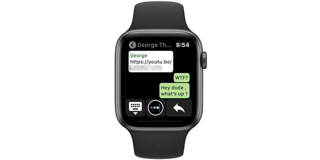 watchchat 2 apple watch whatsapp app