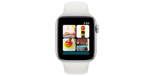 wordie apple watch game