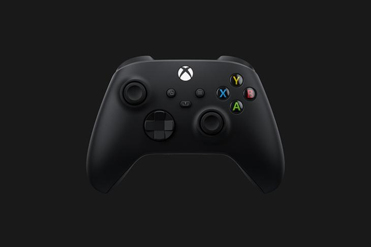xbox series x controller detailed