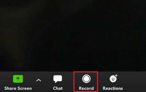 10. Enable Local Recording