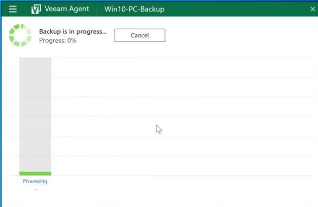 5. Veeam Agent for Microsoft Windows Free