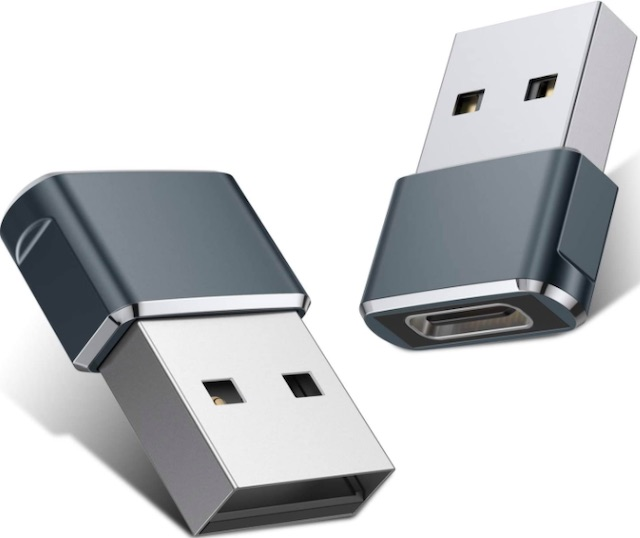 USB C Female to USB Male Adapter