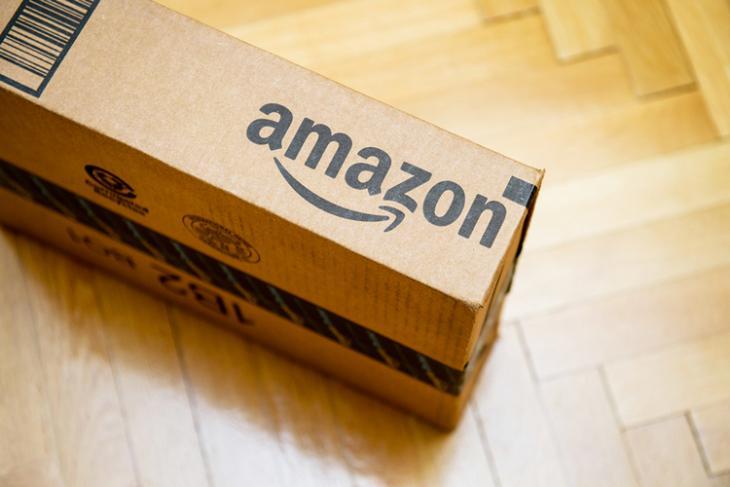 Amazon Package shutterstock website