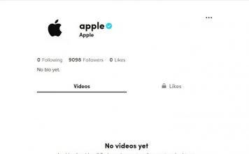 Apple TikTok feat.
