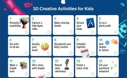 Apple activity for kids feat