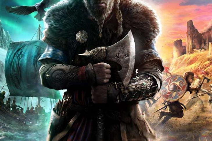 Assassin's Creed Valhalla website