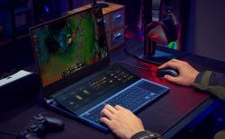 Asus Zephyrus Duo 15 adds second screen to gaming laptop