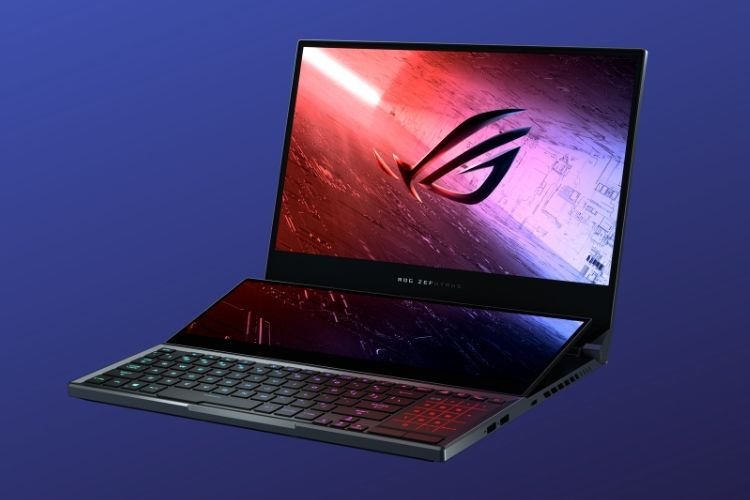Asus Zephyrus Duo 15 launched