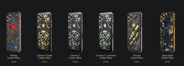 Di Carbon designs