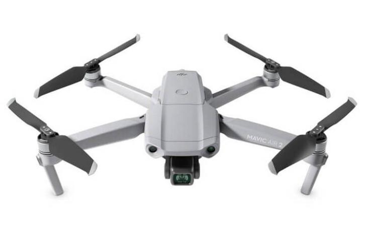 DJI Announces Mavic Air 2 with an Improved Camera