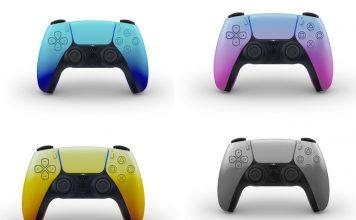 DualSense colours feat.