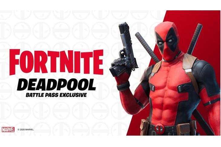 Fortnite Deadpool website