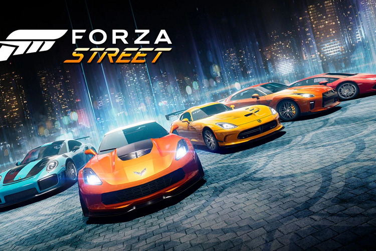 Forza Street is speeding onto Android and iOS