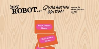 Hey robot feat.