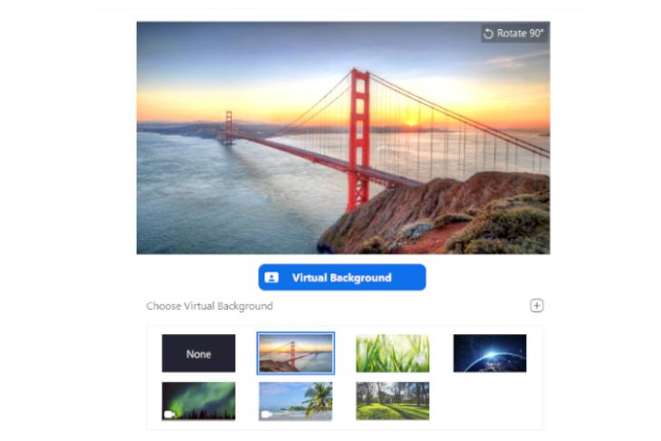 How to Change Zoom Background and Use Virtual Backgrounds