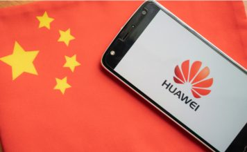 Huawei CHina feat