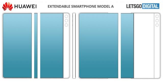Huawei patent model a