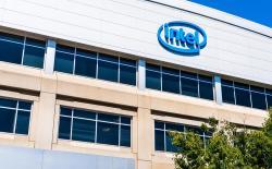 Intel logo shutterstock website
