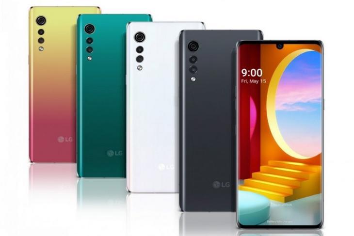 LG Velvet Specifications Revealed Ahead of Launch