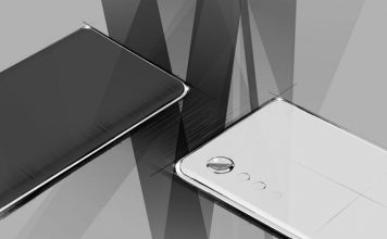 LG teases upcoming phone design