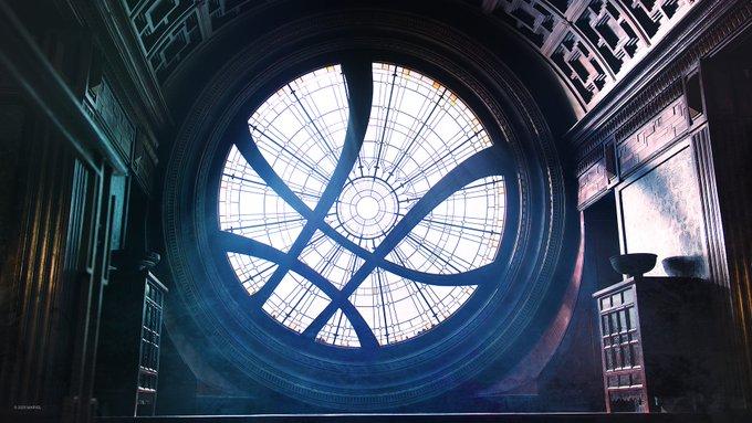 Marvel Zoom Background