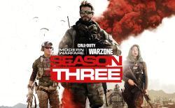 Modern Warfare Season 3 website