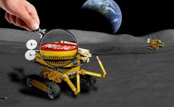NASA mini payload feat.