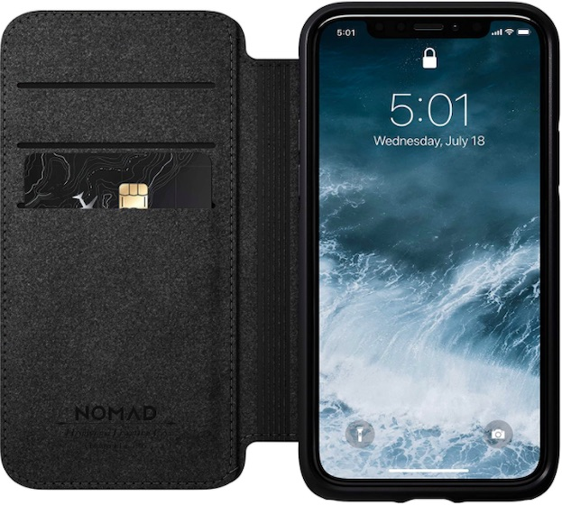 Nomad Rugged Folio