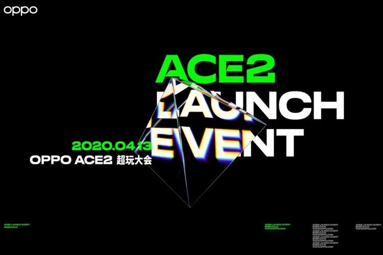 Oppo Ace Branding Separates from Reno Series Ace 2 to Launch April 13