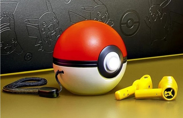 Pikachu wireless buds 2