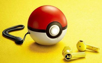 Pikachu wireless buds feat.
