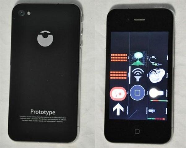 Prototype iPhones
