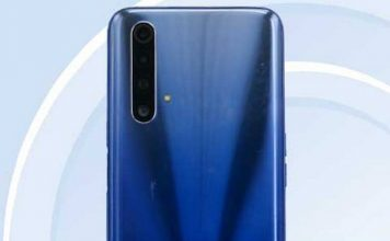 Realme X3 Specifications Revealed on TENAA