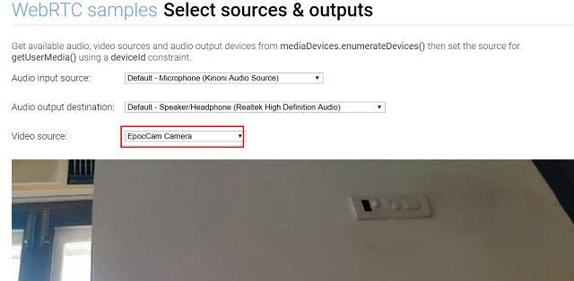 Verwenden Sie das iPhone als Webcam für Streaming oder Videokonferenzen