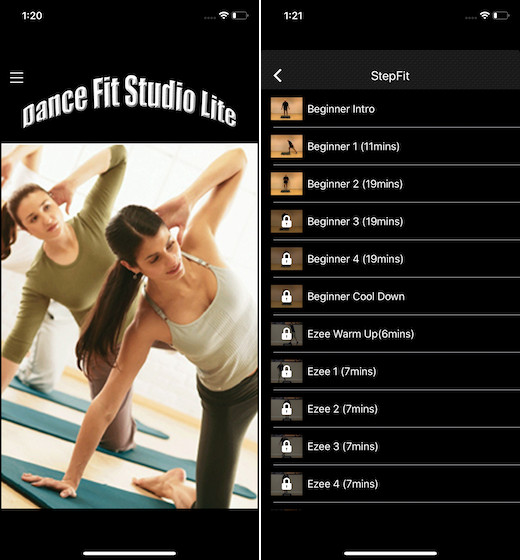 Dance Fit Studio Lite