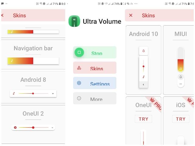 Ultra volume A