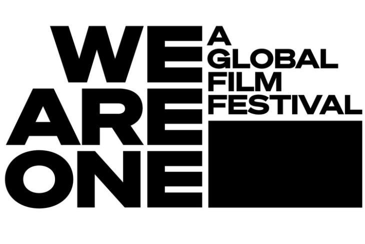 We Are One film festival logo website