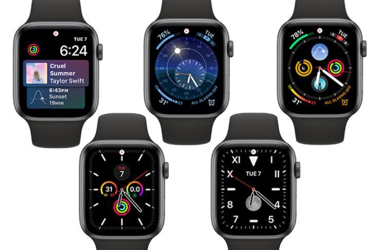 best apple watch faces 2020