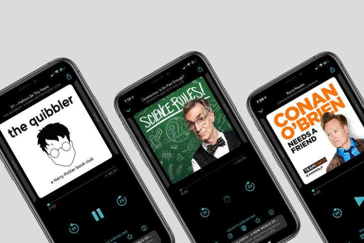 best podcasts to listen