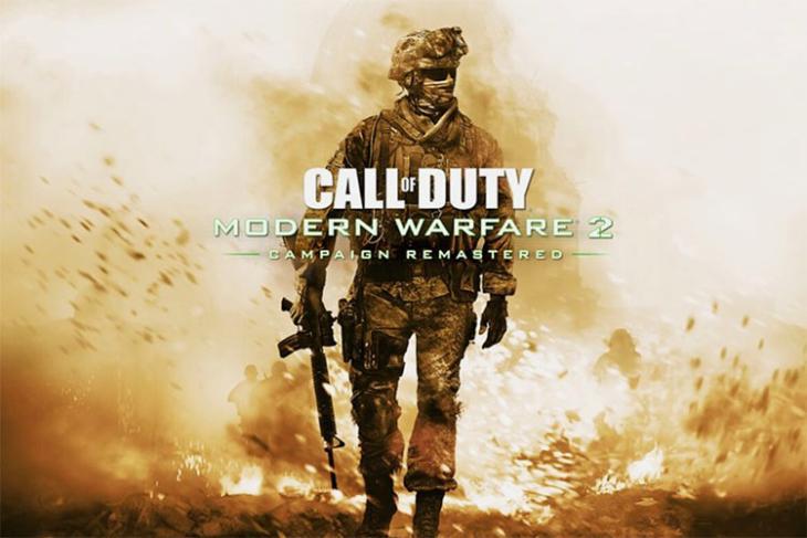 cod modern warfare remaster