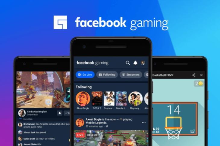 facebook gaming mobile app